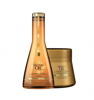 KIT L'Oreal Kit Serie Expert Nutrifier Shampoo + Maschera
