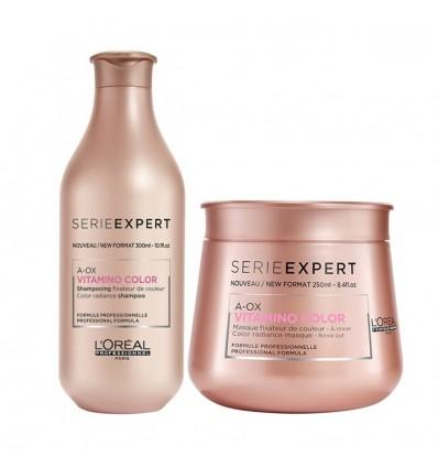 Shampoo & Maschera L'oréal VITAMINO COLOR