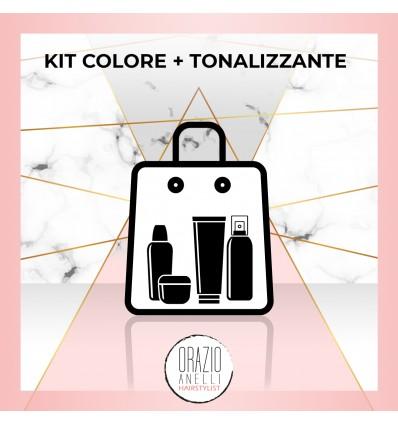 Kit Colore + Tonalizzante